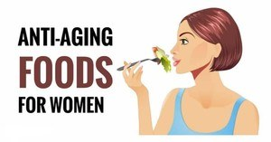 Anti-Aging Foods for Women