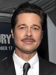 Sexy Senior Brad Pitt