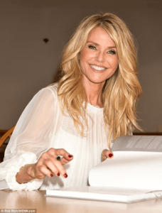 Anti-Aging: Christina Brinkly at 61