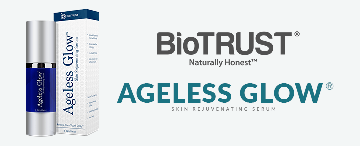 Biotrust Ageless Glow Free Shipping