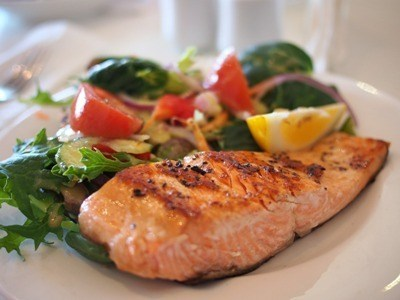 Heart Friendly Salmon