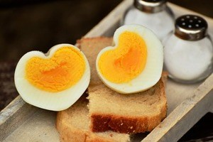 Heart Health Eggs