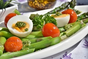 Heart Healthy Asparagus