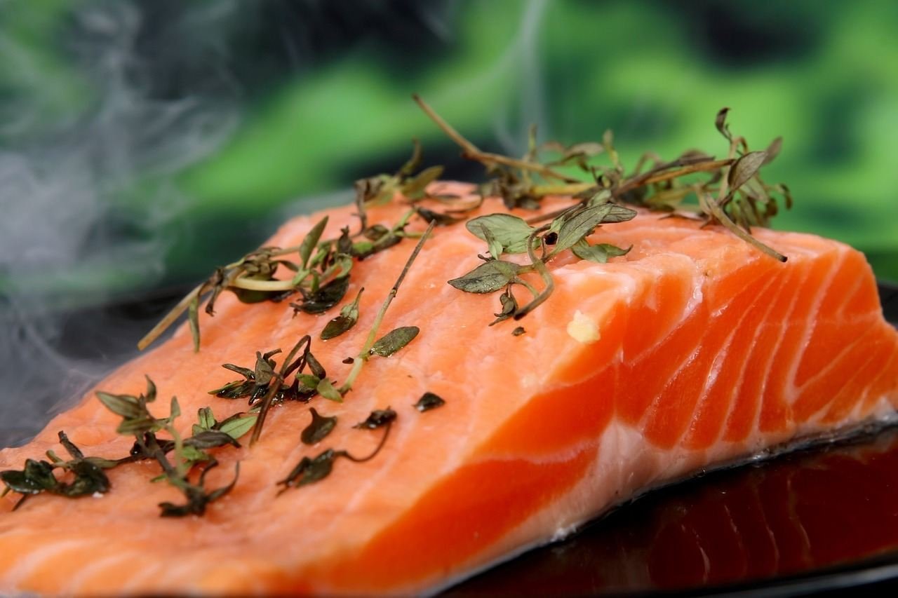Salmon for Heart Health