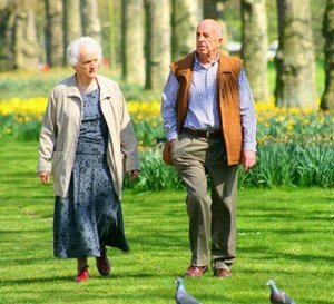 Older Couples Divorce Too