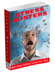 Stress Busters Book Cover