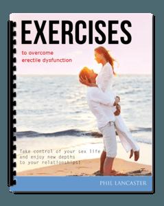 Erectile Dysfunction Exercises